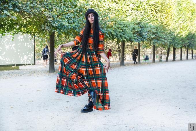 The Snapshots // Nadia Sarwar aka Froufrouu